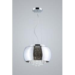 Kontroler dotykowy LED 12/24V DC, 96/192W, aktywna biel