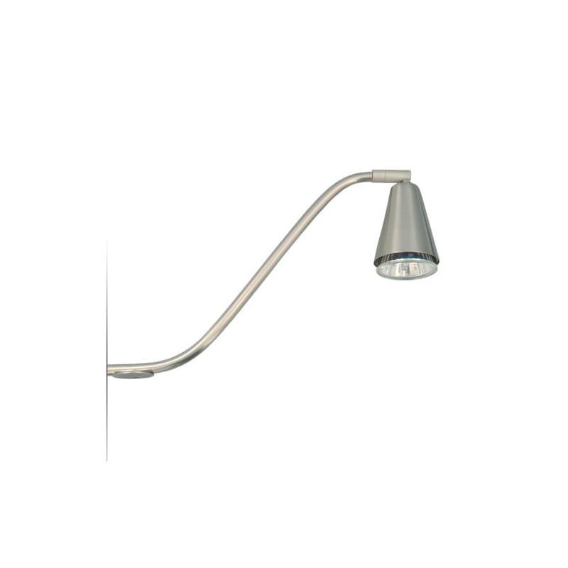Profil LED 45-ALU narożny, aluminium anodowane