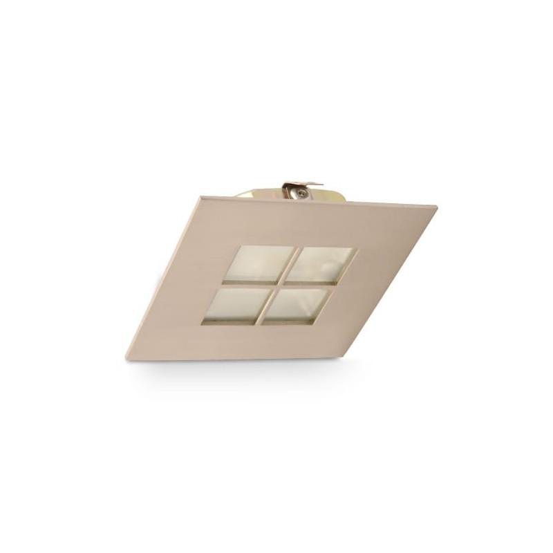 Expozytor 2 opraw-profili dla oświetlenia typu led