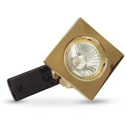 Oprawa uliczna LED Bridgelux 20 W MeanWell driver IP65 stalowa biała