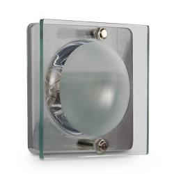 Żarówka LED Partenon 40W E40 z matowymi przesłonami