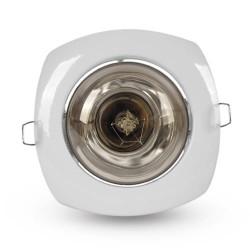 Żarówka LED Partenon 40W E40 z matowymi przesłonami, gwarancja 5 lat