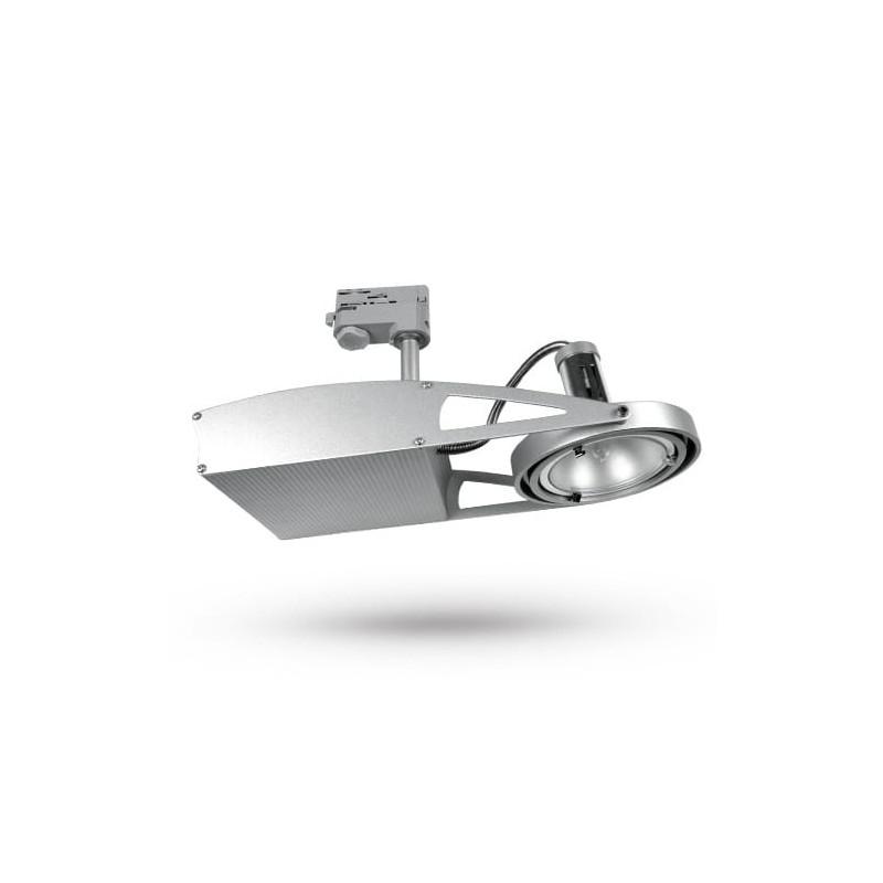 Oprawa LED downlight zmienny kąt biała matowa 20W