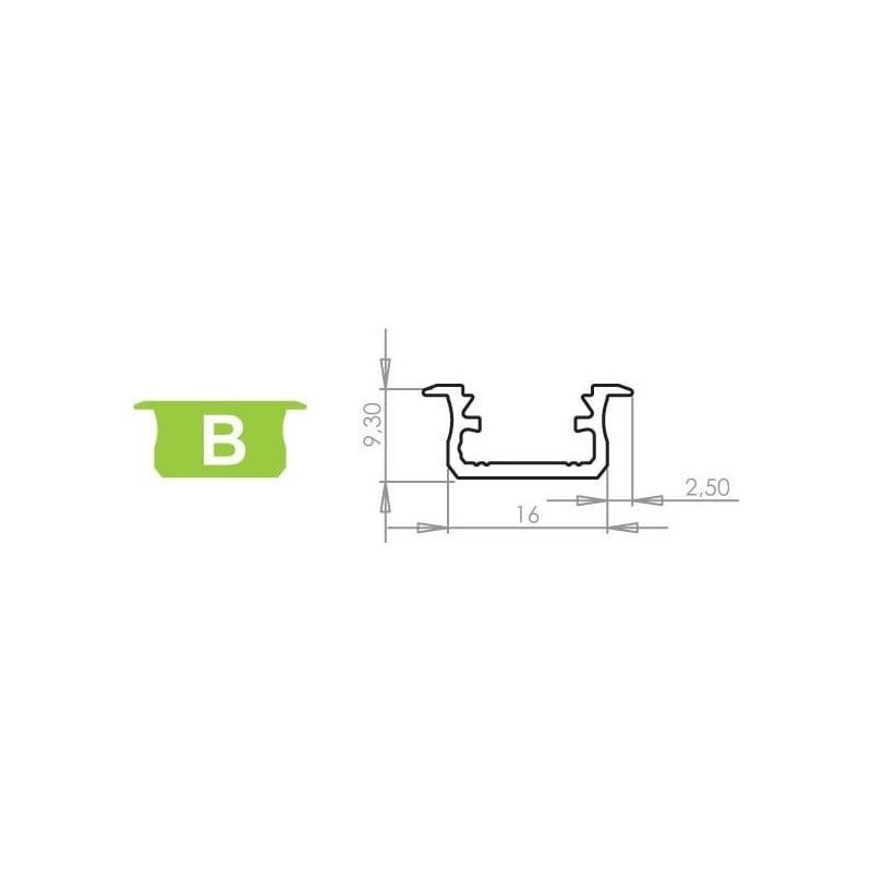Zasilacz wodoszczelny GPV-24-12, 24W, IP67, 12VDC