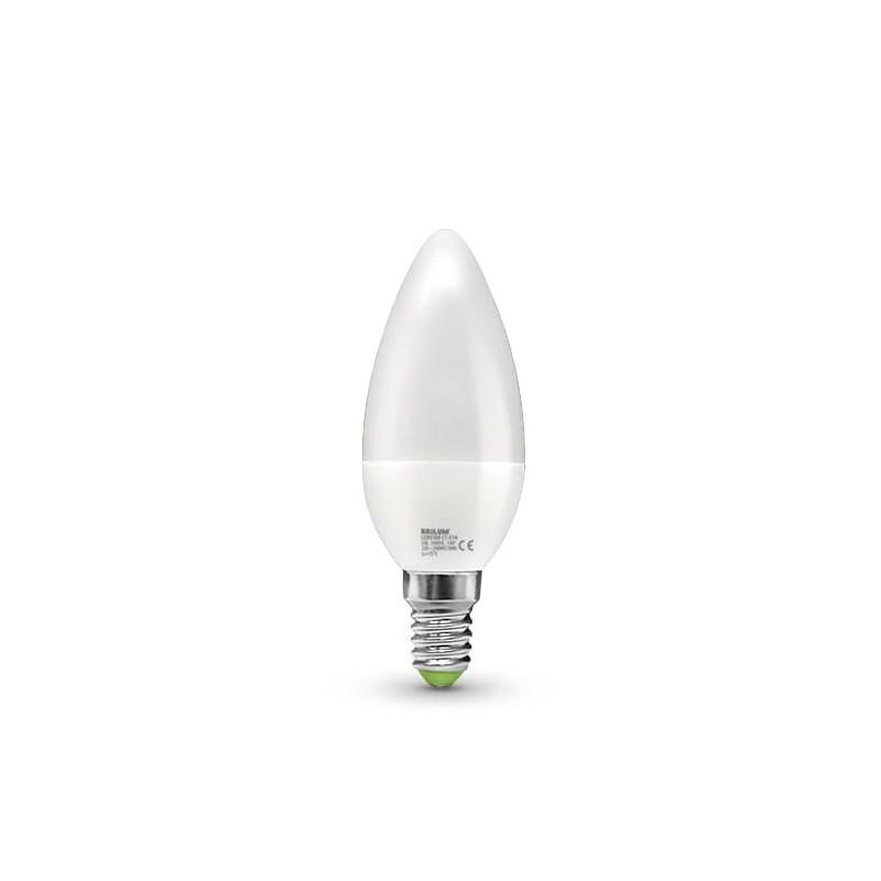 Taśma LED ECO 9,6W/m, 120xLED SMD 3528/m, IP20, biały ciepły, 5m