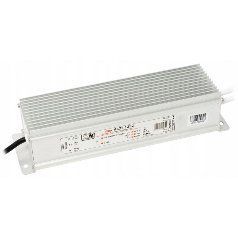 Taśma LED PRO 4,8W/m, 60xLED SMD 3528/m, IP65, biały zimny, 5m