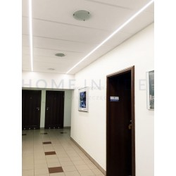 Taśma LED PRO+ 4,3W/m, 480lm/m, 4000K, Ra80, 24VDC, IP20, 5m
