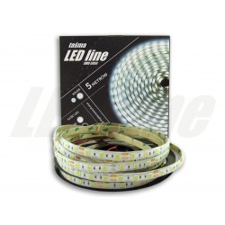 Taśma LED PRO+ 9,6W/m, 780lm/m, 6000K, Ra80, 12VDC, IP20, 5m