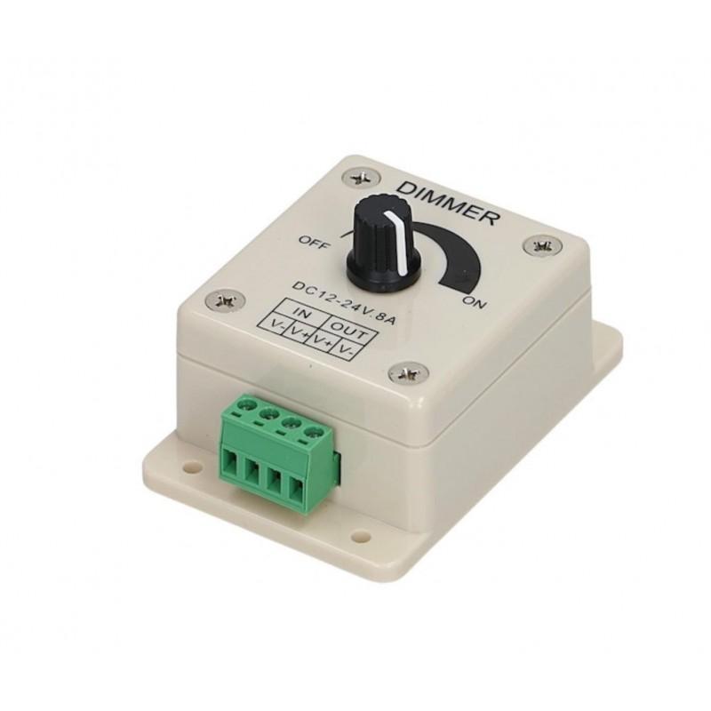 Taśma LED PRO 12W/m, 60xLED SMD 2835/m, IP20, biały neutralny, 5m
