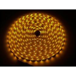 Taśma LED PRO 4,3W/m, 460lm/m, 6000K, Ra65, 24VDC, IP20, 5m