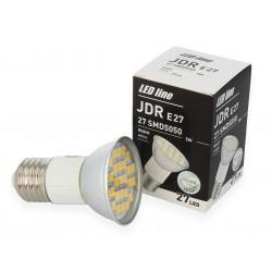 Taśma LED PRO 7,2W/m, 770lm/m, 4000K, Ra65, 24VDC, IP20, 5m
