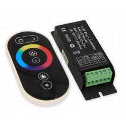 Taśma LED PRO 7,2W/m, 770lm/m, 6000K, Ra65, 24VDC, IP20, 5m