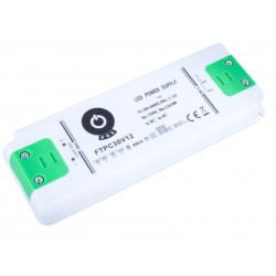 Listwa LED OSRAM 11W/m, 1170lm/m, 3000K, 24VDC, IP20, 1m, gwarancja 3 lata