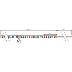 Świetlówka BREADLINE 12W T8-600mm- różowa