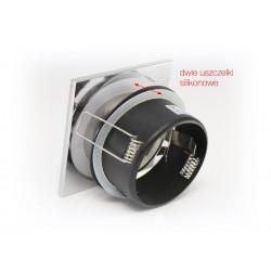 Lampa AKME SPOT LED AR111 18W 6500K srebrna