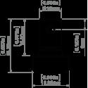 Taśma LED ECO 4,8W/m, 60xLED SMD 3014/m, IP20, biały ciepły, 50m