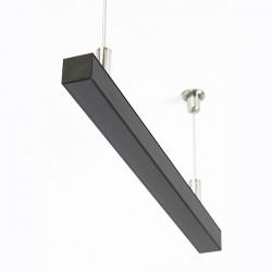Taśma LED PRO 12W/m, 120xLED SMD 2835/m, IP20, biały zimny, 1m