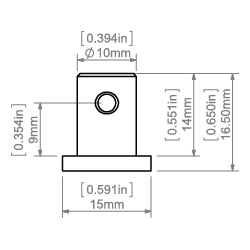 Taśma LED PRO 12W/m, 120xLED SMD 2835/m, IP65, biały neutralny, 1m