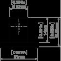 Taśma LED PRO 14,4W/m, 60xLED SMD 5050/m, IP65, biały ciepły, 25m