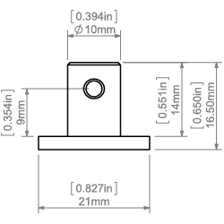 Taśma LED PRO 14,4W/m, 60xLED SMD 5050/m, IP65, biały zimny, 25m