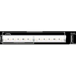 Półka z oświetleniem LED 80x20x1cm RGB