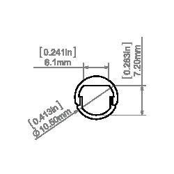 Żyrandol światłowodowy SOF-15 1x1x2m